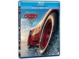 Cars 3 Blu-Ray + DVD latino