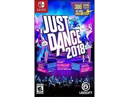Just Dance 2018 NSW