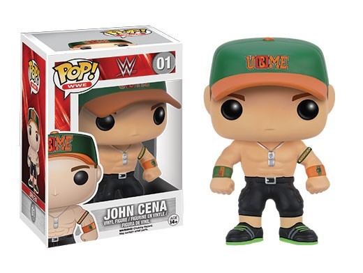 WWE 2K18 Figura POP! John Cena