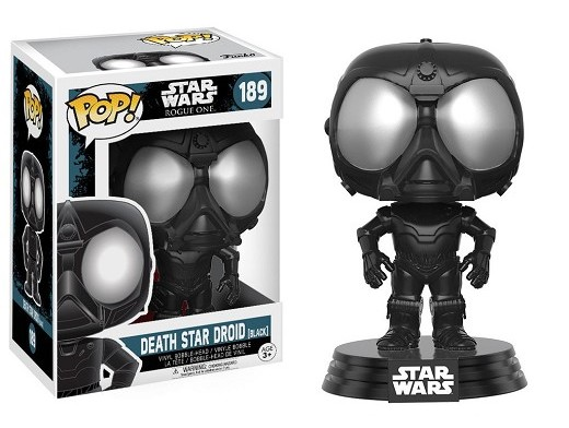 Figura Pop! SW: Rogue One: Death Star Droid