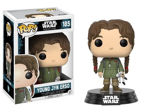 Figura Pop! SW: Rogue One: Young Jyn Erso