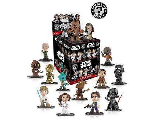 Figura Mistery Minis: Star Wars Classic (al azar)