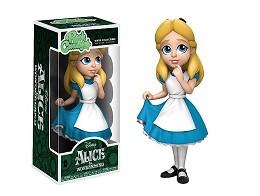 Figura Rock Candy: Disney - Alice