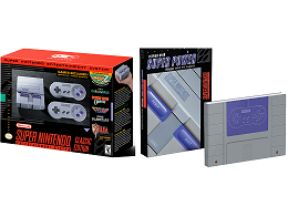 Pack Mini SNES y Libro Playing with Super Power
