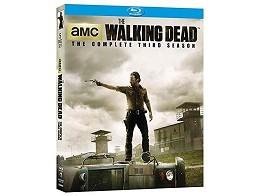 The Walking Dead: Season Three Blu-Ray