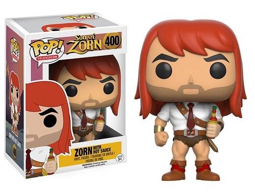 Figura Pop! TV: Son of Zorn - Zorn with Hot Sauce