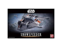 Model Kit Snow Speeder Set - Star Wars