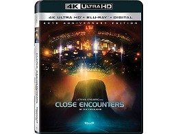 Close Encounters of the Thrid Kind 4K Blu-ray