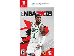 NBA 2K18 NSW Usado