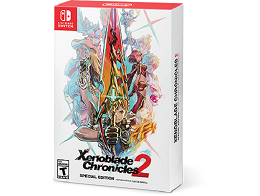 Xenoblade Chronicles 2 Special Edition NSW