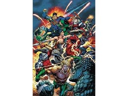 Justice League vs Suicide Squad (ING/HC) Comic