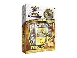 Pokémon TCG Shining Legends Pin Collection Pikachu