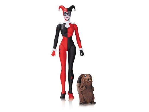 Figura DS Conner Traditional Harley Quinn