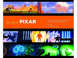 The Art of Pixar (ING) Libro