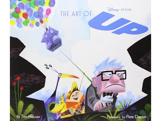 The Art of Up (ING) Libro