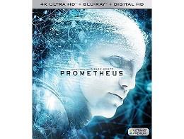 Prometheus 4K Blu-Ray