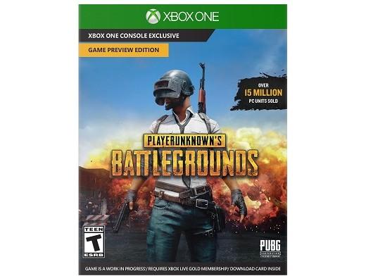 PUBG Playerunknown's Battlegrounds XBOX ONE
