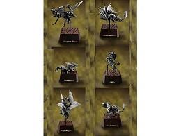 Figura Monster Hunter Stone Model Vol.2 (al azar)