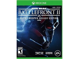 Star Wars Battlefront II Elite Trooper Ed XBOX ONE
