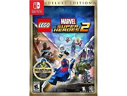Lego Marvel Super Heroes 2 Deluxe NSW