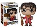 Figura Pop! Movies: Harry Potter - Quidditch Harry