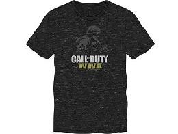 Polera Call of Duty: WW2 Logo L