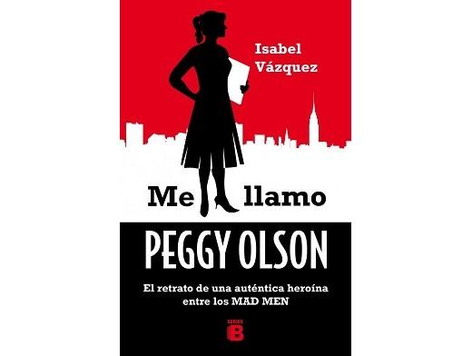 Me Llamo Peggy Olson (ESP) Libro