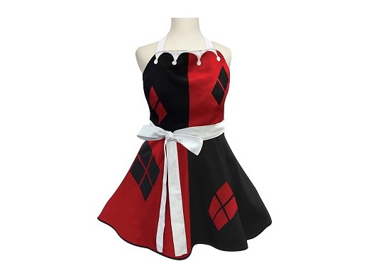 Delantal Harley Quinn Fashion (Adulto)