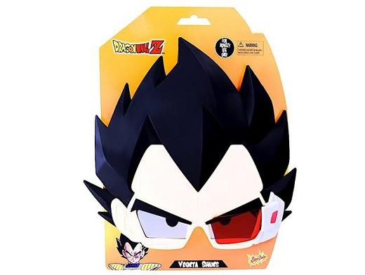Anteojos Vegeta Dragon Ball Z SunStaches