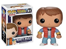 Figura Pop! Movies: Back To The Future - Marty