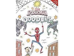 Spider-Man Doodles (ING) Libro
