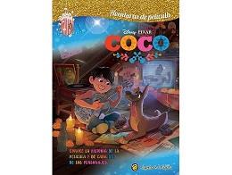 Coco: Aventuras de película (ESP) Libro