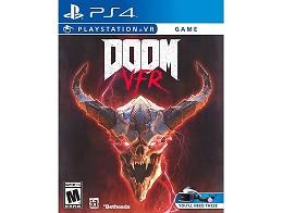 DOOM VFR VR PS4