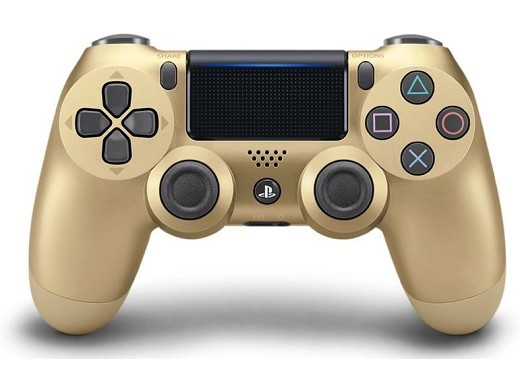 Control Sony DualShock 4 Gold PS4