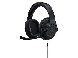 Headset Logitech G433 Triple Black