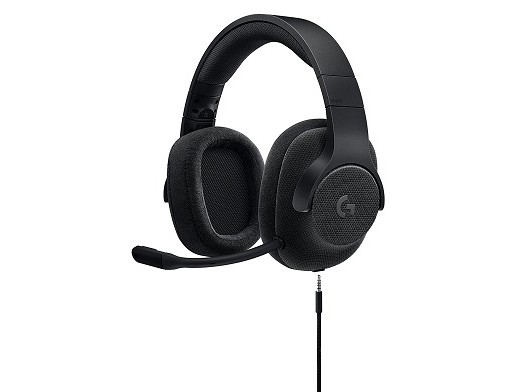 Headset Logitech G433 Triple Black