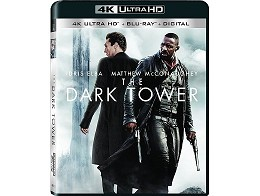 The Dark Tower 4K Blu-ray