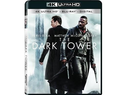 The Dark Tower 4K Blu-ray