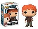 Figura Pop! Movies: Harry Potter - Ron w/ Scabbers