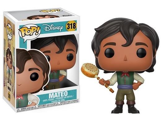 Figura Pop! Disney: Elena of Avalor - Mateo