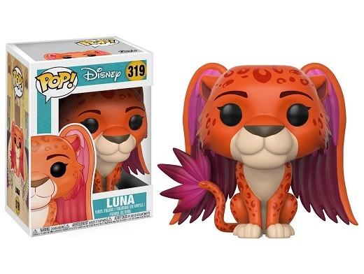 Figura Pop! Disney: Elena of Avalor - Luna