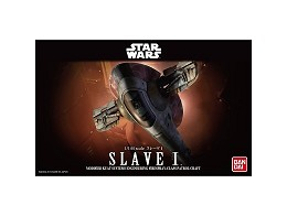 Model Kit Slave I - Star Wars