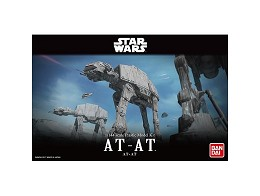 Model Kit AT-AT - Star Wars