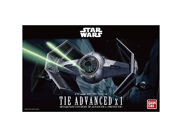 Model Kit Tie Advanced X1 Darth Vader - Star Wars