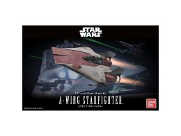 Model Kit A-Wing Starfighter - Star Wars