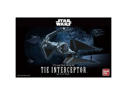 Model Kit Tie Interceptor - Star Wars