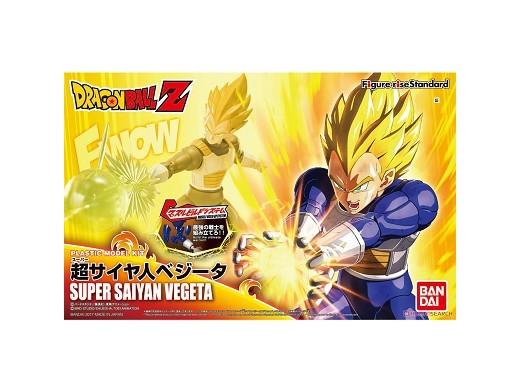 Model Kit Vegeta Super Saiyan Rise Standard