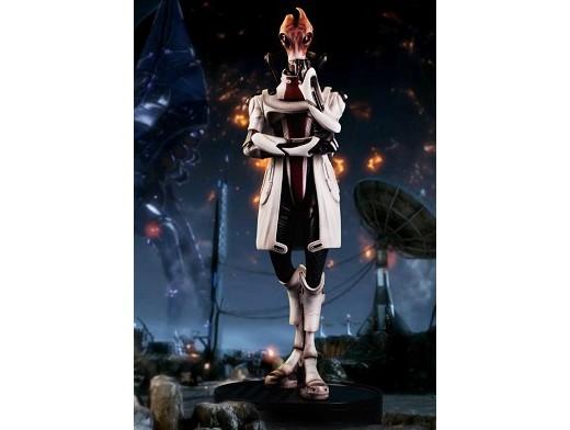 Estatua Mass Effect - Mordin
