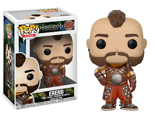Figura Pop! Games: Horizon Zero Dawn - Erend