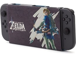 The Legend of Zelda: BOTW Hybrid Cover NSW